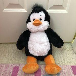 Build a Bear Penguin Plush